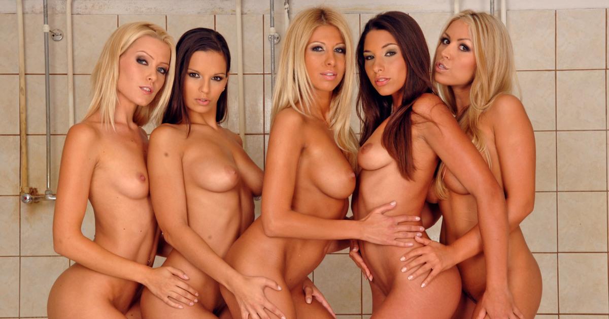 смотреть видео журнал голых телок