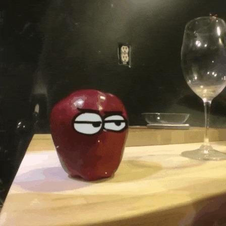 Злое яблоко