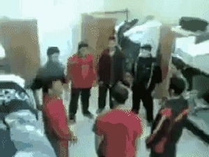 Хороший тамада Гифка, Пощечина, Игры, Шакалы
