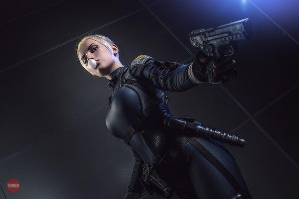 Cosplay MK X - Cassie Cage (by Narga-Lifestream)