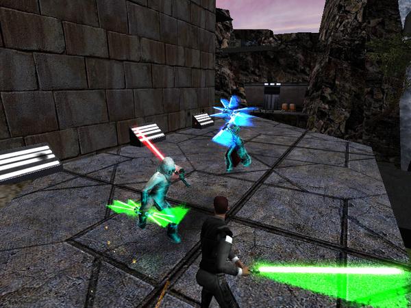Jedi Academy: Escape Yavin IV, пожалуй, самый известный мод Jedi Academy, jedi knight, моё, мод, длиннопост, академия джедаев, star wars, Star Wars Jedi Knight Escape Y