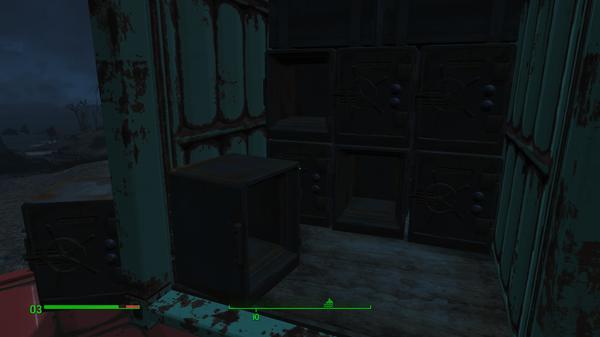 Мечта медвежатника Fallout 4 Fallout 4, Сейф