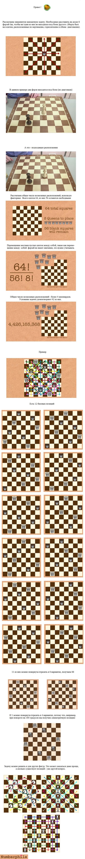 Задача о восьми ферзях Шахматы, Задача, Numberphile, James Grime, Длиннопост