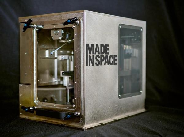 Made in Space возглавит проект NASA по крупномасштабной 3D-печати в космосе. 3D печать, Archinaut, Made in Space, NASA, Длиннопост