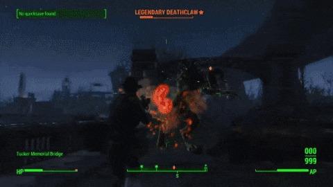 Майкл Бэй играет в Fallout 4