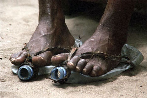 Adidas напечатали кроссовки на 3D-принтере из мусора Экология, Обувь, Переработка мусора