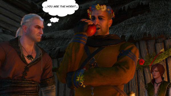Ведьмак 3. Немного о Гюнтере О'Димме. Возможно вы этого не знали. The Witcher 3, Ведьмак 3, Пасхалка, CD projekt, Гюнтер оДим, Каменные сердца, Длиннопост