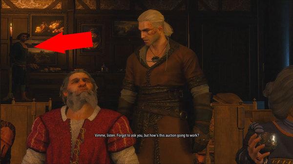 Ведьмак 3. Немного о Гюнтере О'Димме. Возможно вы этого не знали. The Witcher 3, Ведьмак 3, пасхалки в играх, CD projekt, Гюнтер ОДимм, Каменные сердца, длиннопост