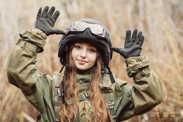 Мама, я влюбился в девочку... Страйкбол, Оружие, девушки, длиннопост, милитари