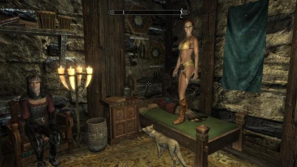 Своя атмосфера. The Elder Scrolls V: Skyrim, Игры, изольда, серана, виндхельм, skyrim