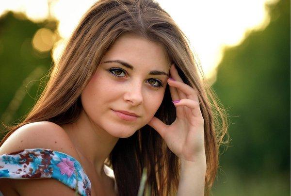 очень красивые девушки фото онлайн