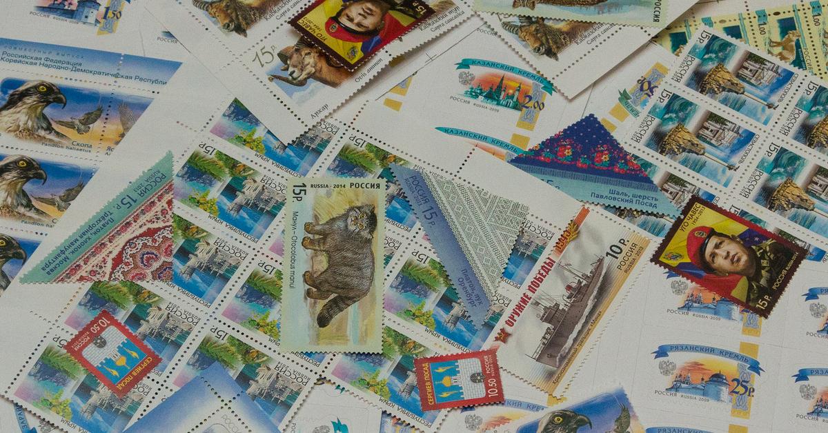 Сумма марок на открытку по россии, анимации картинке онлайн