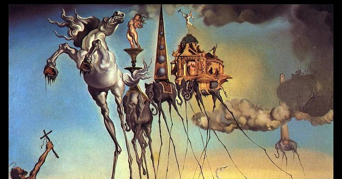 The Spanish painter Salvador Dali remains one of the most controversial and paradoxical artists of the twentieth century Over last few decades Salvador Dali has