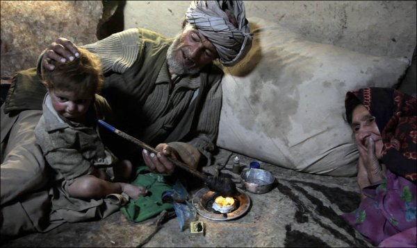Сараб - опиумная деревня Афганистан, опиум, наркотики, длиннопост