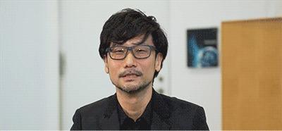 F*ck konami Хидео Кодзима, Konami, Фейк, Гифка, Sony, Playstation 4, Борода