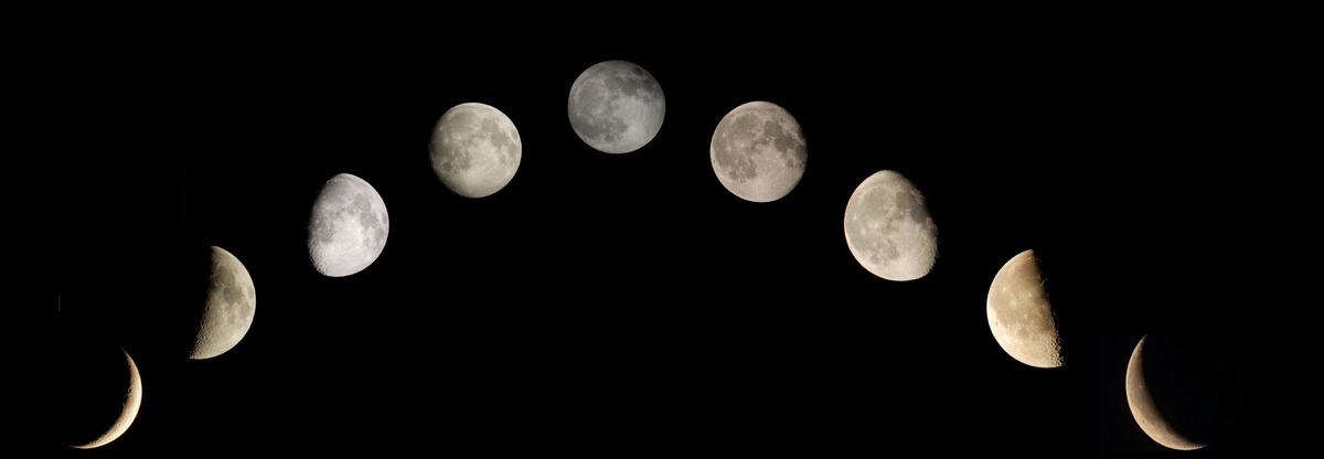картинка новолуние рост луны сард или сардер