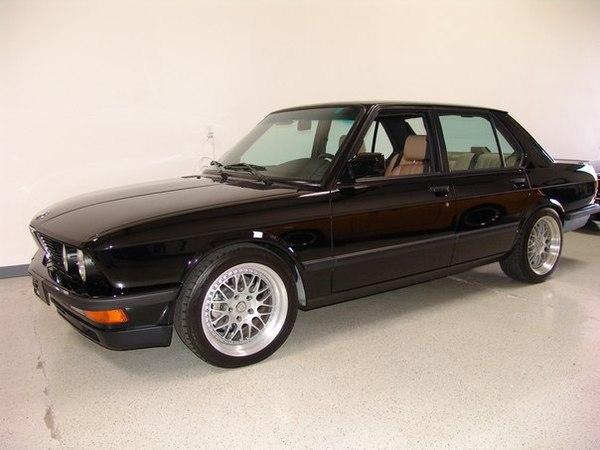 BMW E28: с чего всё начиналось Авто, Машина, Bmw, E28, История, Длиннопост