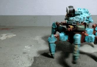 Возвращение паровозика Томаса Робот, Паровозик Томас, Крипота, Гифка, Видео, Длиннопост