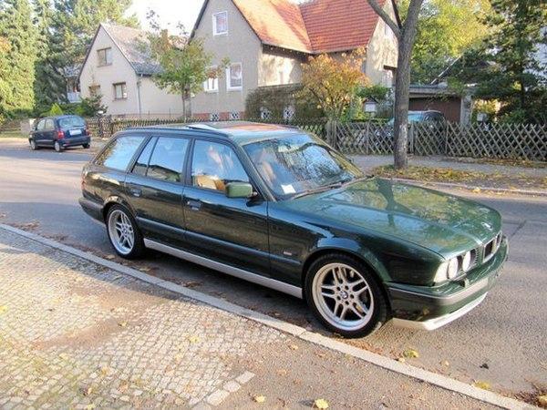 Специальная версия BMW M5 «TOURING ELEKTA EDITION» Авто, Машина, Bmw, M5, Touring elekta edition, 1995, Универсальный, Длиннопост