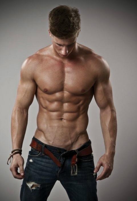 Самые сексуальные части тела мужщин