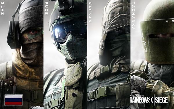 Бесплатный доступ на выходные Tom Clancy's Rainbow Six Siege Игры, Tom Clancy's Rainbow Six Siege