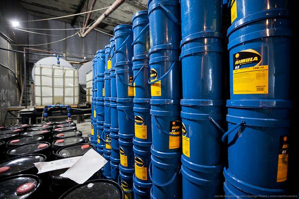 Про поддельное масло: оцените размах! Моторное масло, Авто, Подделка, Мошенники, Длиннопост
