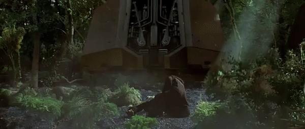 Джа-Джа Бинкс - Верховный ситх Star Wars, Джа-Джа Бинкс, Ситхи, Темная сторона, Император Палпатин, Заговор, Гифка, Длиннопост