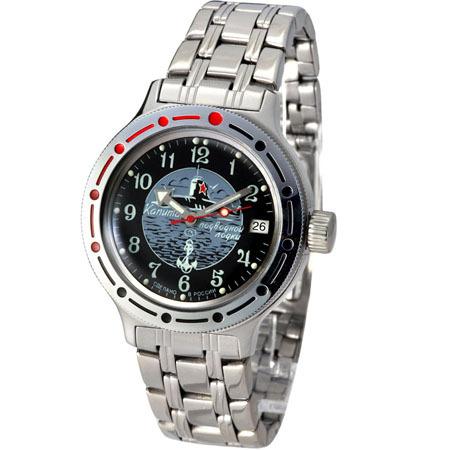 Мужские часы амфибия швейцарские