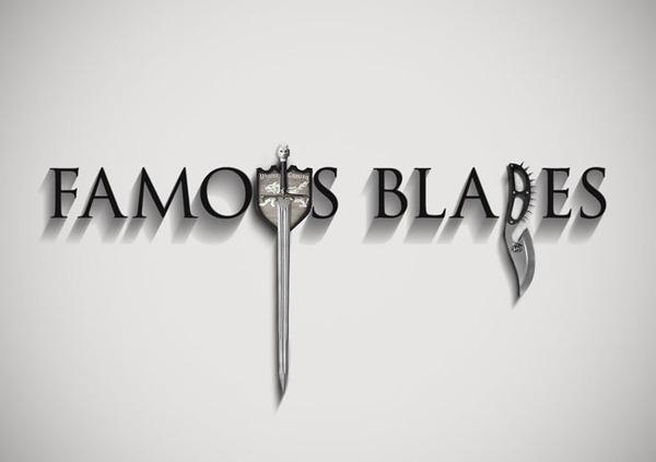 Знаменитое оружие (Famous Blades) Оружие, Фильмы, Арт, Длиннопост, Федерико Мауро, Federico Mauro