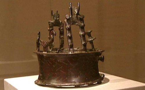 Самая древняя корона более 6000 лет Корона, Древность