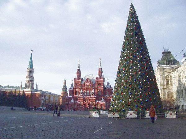 Mùa đông 2020 ấm nhất trong lịch sử của Nga