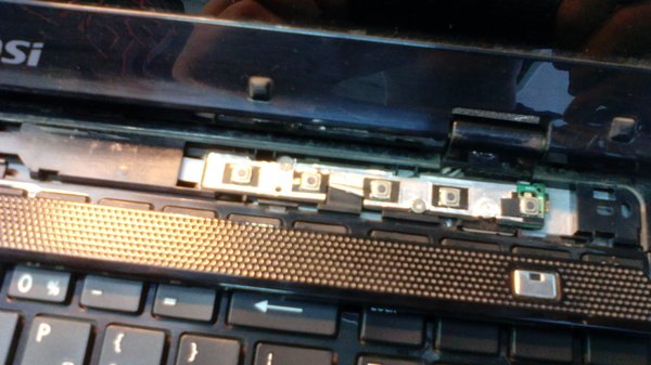 Минивикторина. Сколько кнопок над клавиатурой (у дисплея)? Ноутбук, MSI, Викторина, А вот и нет, Кнопка
