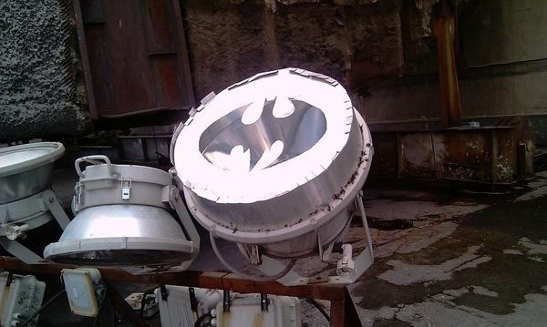 Поднялся на крышу, а там... Бэтмен, Фото, крыша