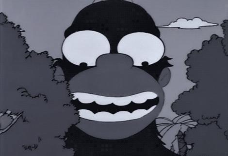 Симпсоны. Отсылки Симпсоны, Гифка, Длиннопост, Отсылка