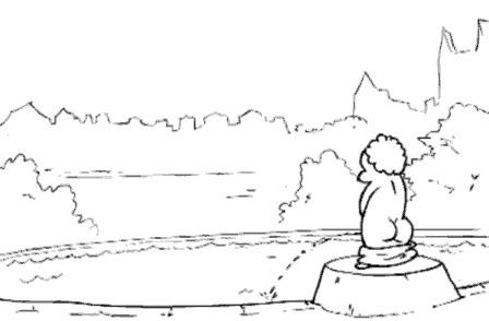 Приключения писающего мальчика