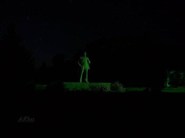 Ильич Украина, Чернобыль, Ильич, Памятник