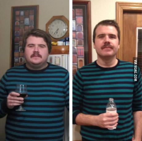 Как похудеть бросив пить пиво 12