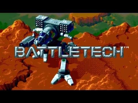 BattleTech Игры, Ретро, Ностальгия, История серии, Длиннопост, Детство, Обзор, Видео