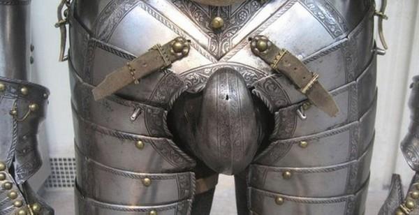 Как ходили в туалет рыцари в доспехах? Рыцарь, Доспехи, Нужда, Длиннопост
