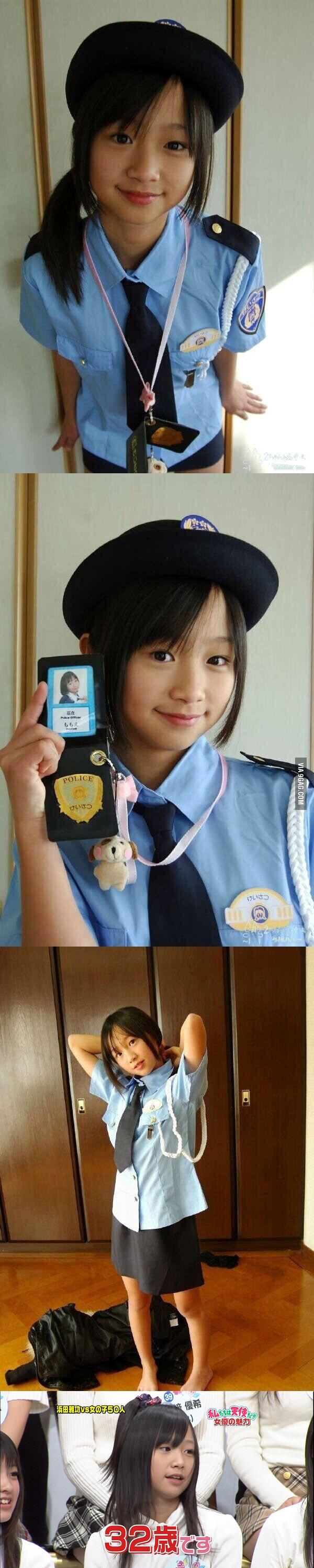 Кино порно азиатка в роли полицейской
