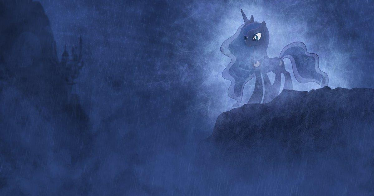 Картинки на рабочий стол принцессы луны