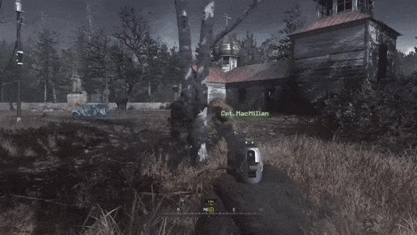 Когда встретились два солдата с дальнозоркостью