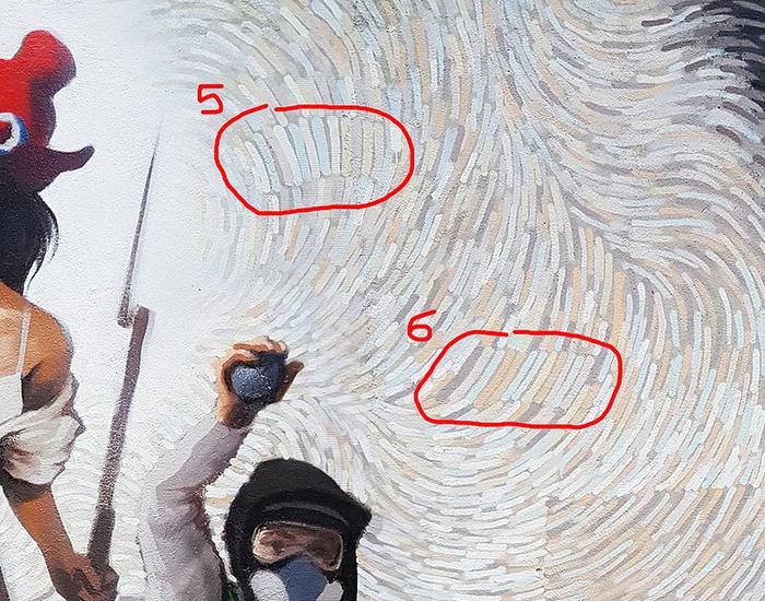 Загадка парижского мурала стоимостью в 0,26 биткоина разгадана. Искусство, Биткоины, Квест, Стрит-Арт, Мурал, Загадка, Разгадка, Видео, Длиннопост