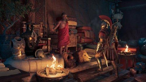 Новое DLC для Assassins Creed: Odyssey вызвало недовольство у ЛГБТ-сообщества Игры, Assassins Creed, ЛГБТ, Маразм