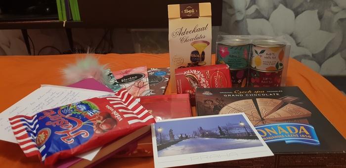 Подарок который успел! Отчет по обмену подарками, Новогоднее чудо, Подарок, Спасибо, Длиннопост, Тайный Санта, Обмен подарками