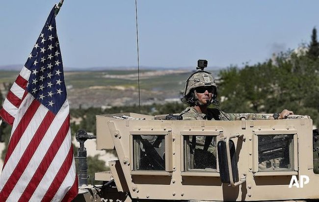 """Военные США впервые в истории страны не получили зарплату из-за """"шатдауна"""" Политика, США, Невыплата зарплаты, Военные"""