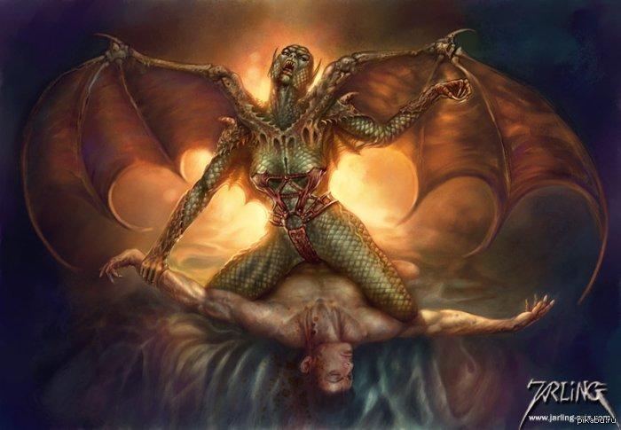 Секс суккубов