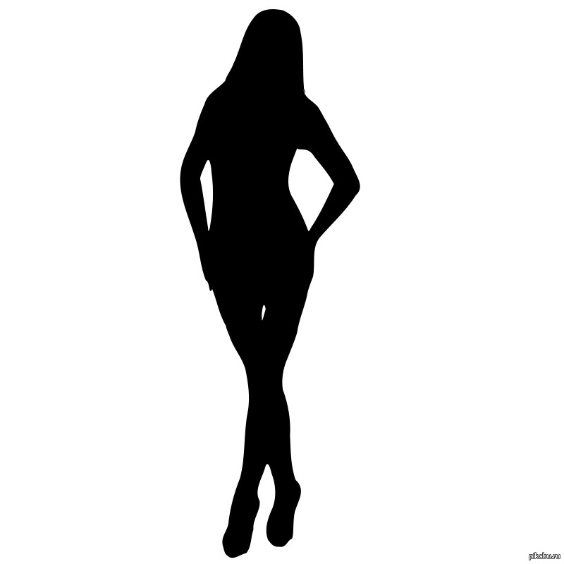 Images of Body Silhouette Female - #rock-cafe