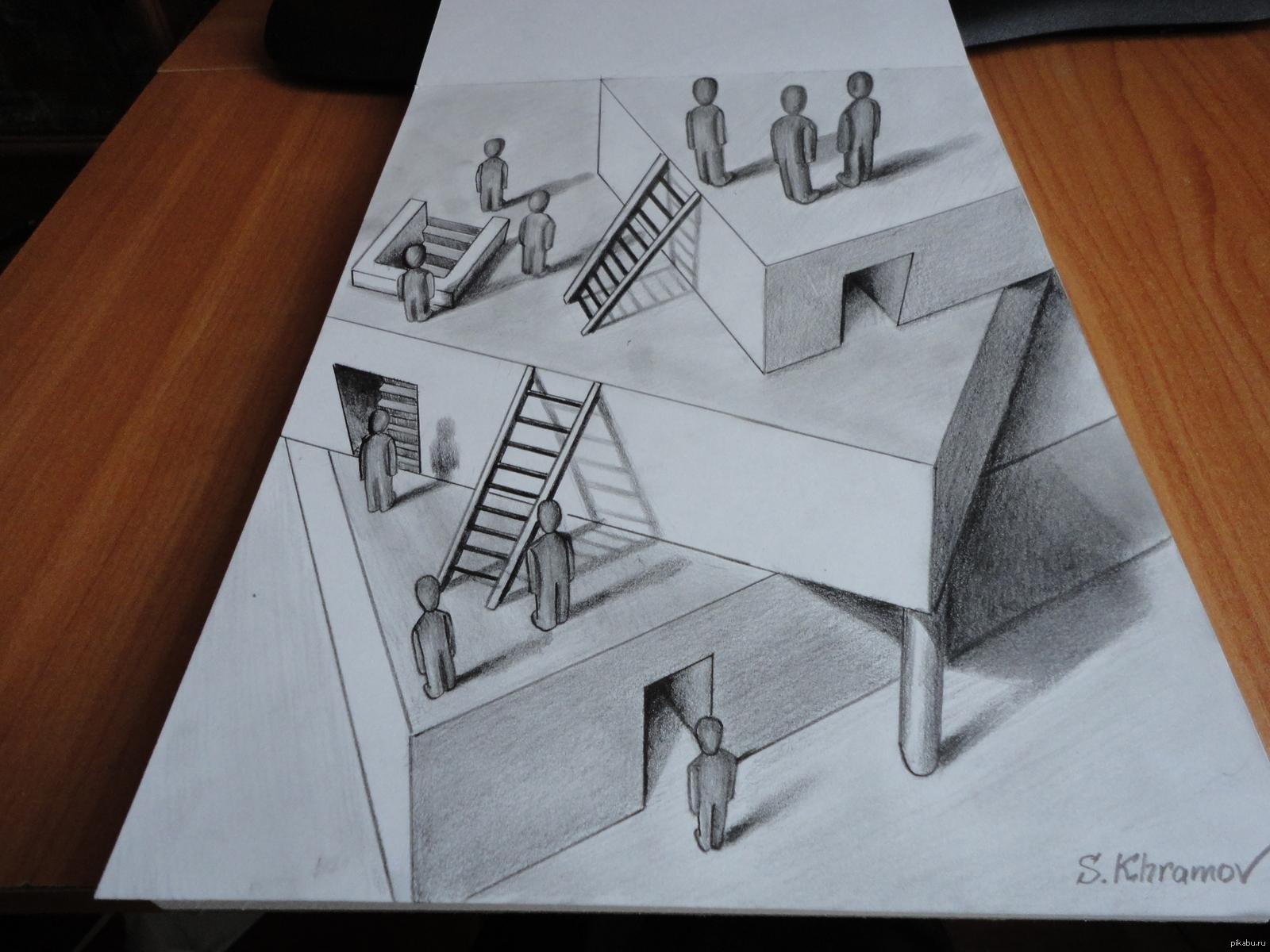 смотреть рисунки фото карандашом