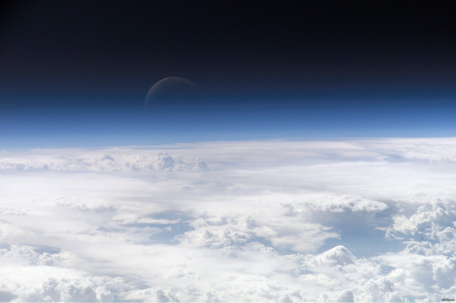 nasa makes clouds - HD 3032×2007